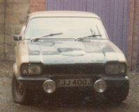 1971 Ford Capri Overview