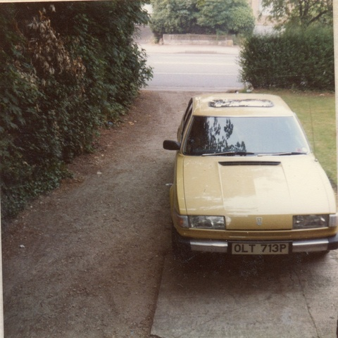 Picture of 1976 Rover 3500