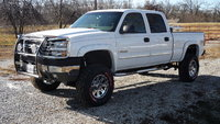 Picture of 2005 Chevrolet Silverado 2500HD LS Crew Cab SB HD 4WD, exterior, gallery_worthy