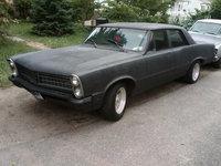 1965 Pontiac Tempest, 65 pontiac tempest, exterior