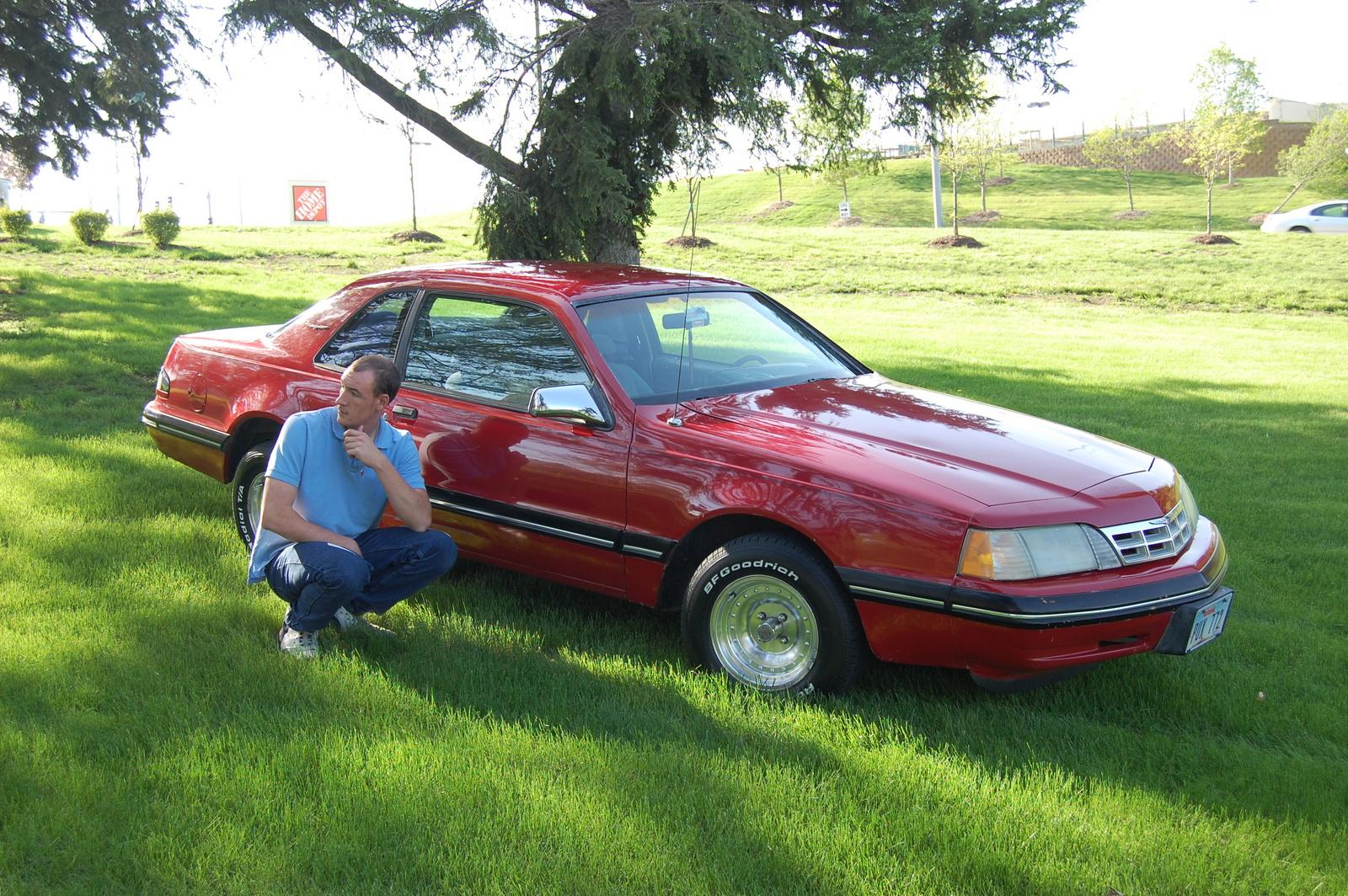 1987 Ford Thunderbird - Pictures - CarGurus