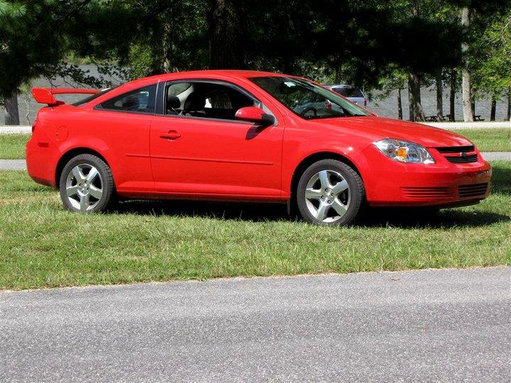 2010 Chevrolet Cobalt LT1 picture, exterior