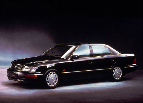 1996 Lexus LS 400 RWD, A file photo only - but you get the idea., exterior, gallery_worthy