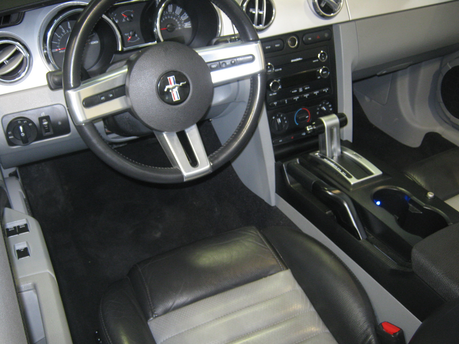 2008 Ford Mustang Interior Pictures Cargurus