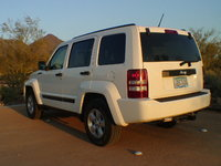 2009 Jeep Liberty Sport picture, exterior