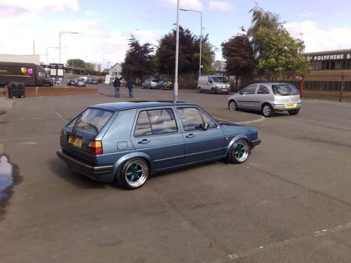 1985 Volkswagen Golf picture