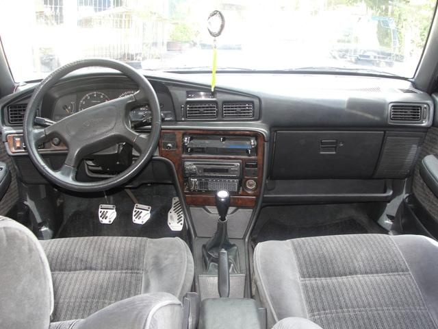 Picture of 1991 Toyota Corona, interior, gallery_worthy