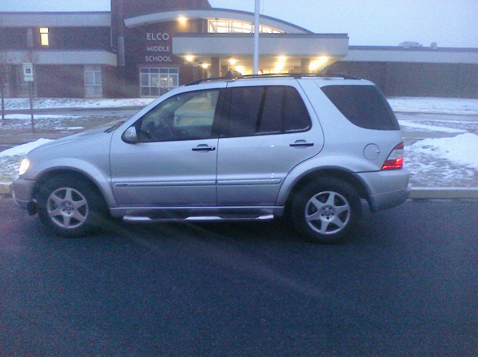 2002 mercedes benz m class ml500 awd suv quotes for Mercedes benz suv 2002