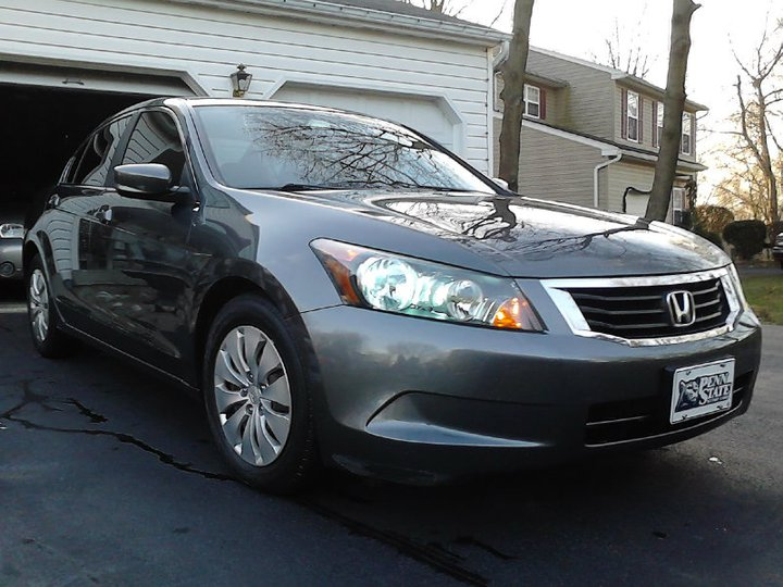 2008 Honda Accord Lx Www Proteckmachinery Com
