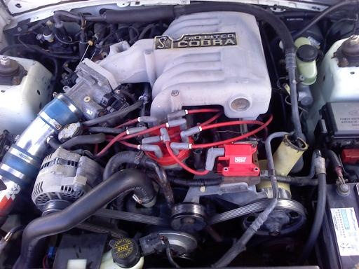 Picture of 1994 Ford Mustang SVT Cobra Coupe, engine, gallery_worthy