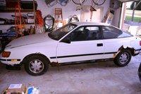1986 Toyota Celica GT Hatchback, Driver's side, exterior, gallery_worthy