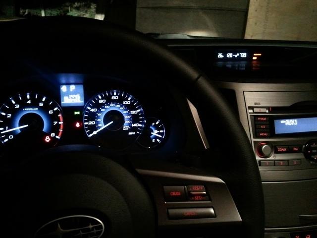 Picture of 2011 Subaru Legacy 2.5i Premium, interior, gallery_worthy