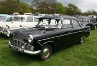 1959 Ford Zephyr Overview