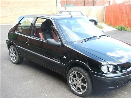 Picture of 2001 Peugeot 106