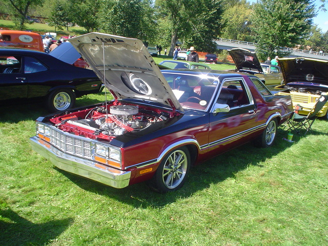 Ford Fairmont Pic X
