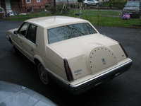 1982 Lincoln Continental Picture Gallery