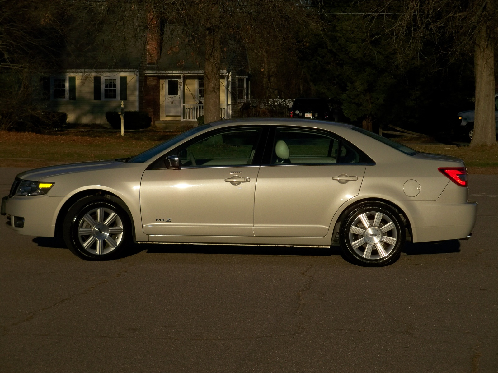Picture of 2007 Lincoln MKZ Base, exterior