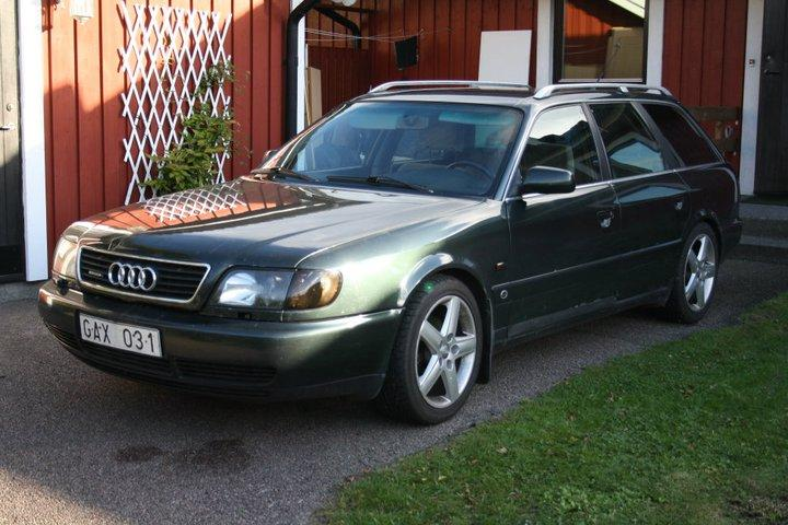 1996 Audi S6 Plus Avant Related Infomationspecifications Weili