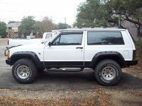 1991 Jeep Cherokee 2-Door 4WD, THE TEXAN, exterior, gallery_worthy