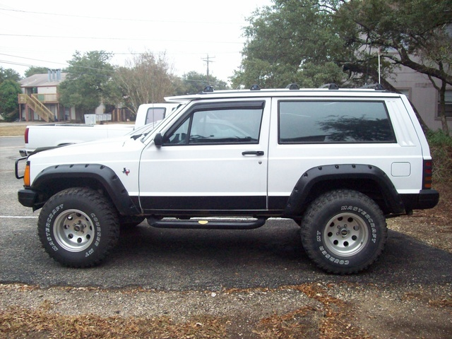 1991 Jeep Cherokee 2 Door 4WD, THE TEXAN, Exterior, Gallery_worthy