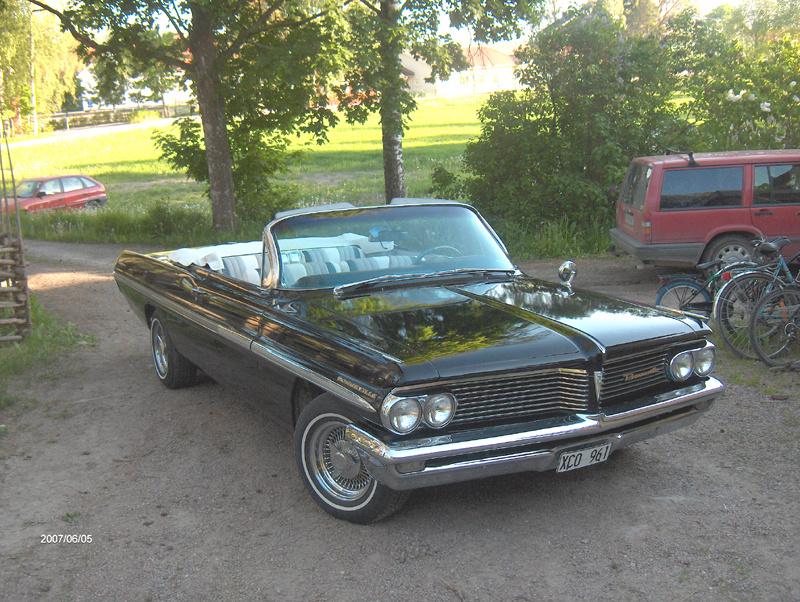 1962 Pontiac Bonneville Overview Cargurus