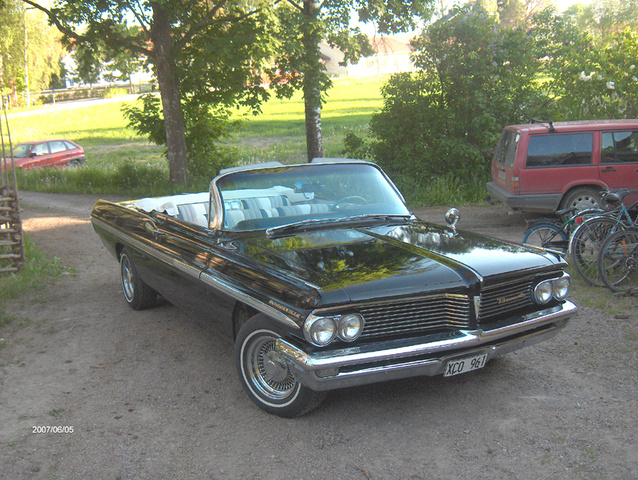 Picture of 1962 Pontiac Bonneville