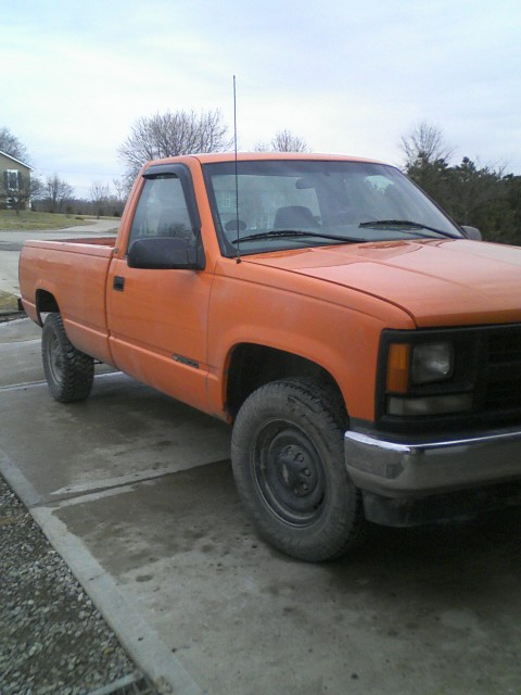 1997 Chevrolet C/K 2500 Reg. Cab HD 2WD picture