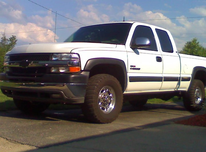 picture of 2001 chevrolet silverado 2500hd lt extended cab 4wd. Cars Review. Best American Auto & Cars Review