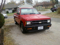 Picture of 1991 Chevrolet S-10 EL RWD, exterior, gallery_worthy