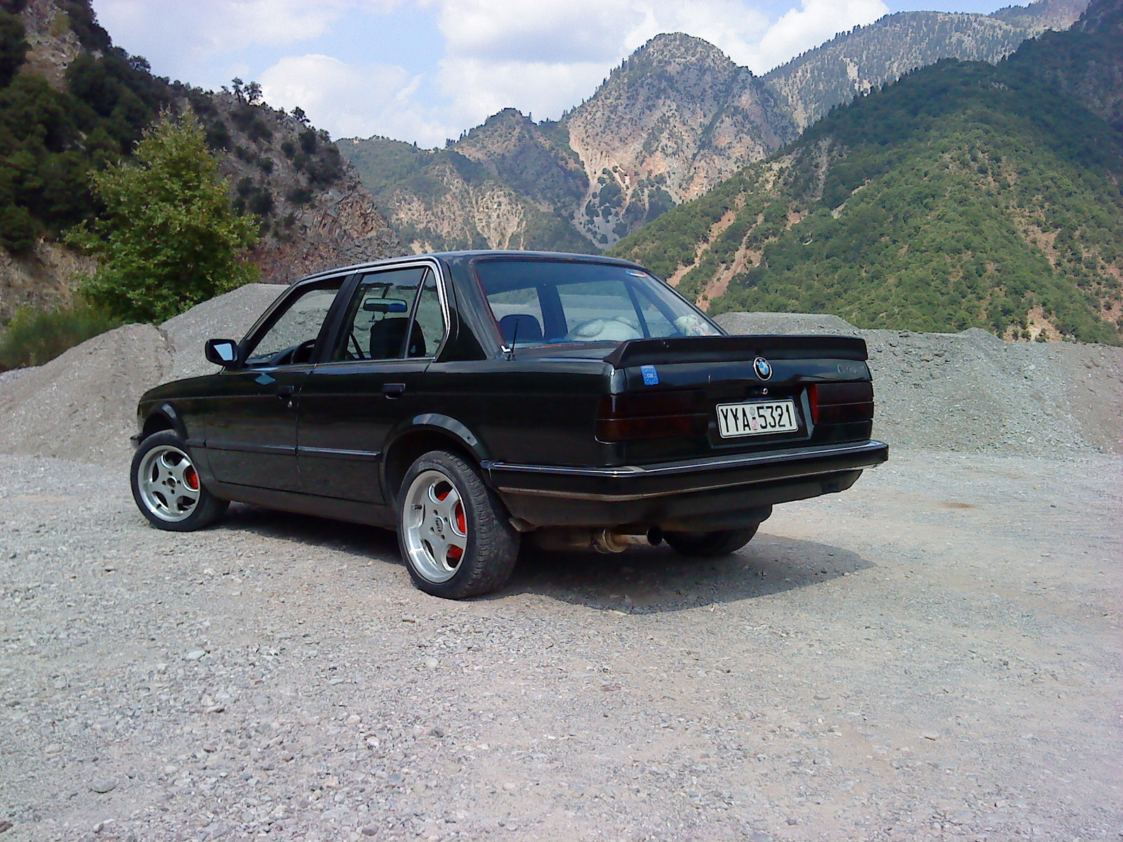 Picture of 1984 BMW 3 Series