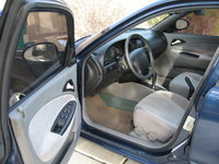 Picture of 2000 Daewoo Nubira 4 Dr SE Sedan, interior