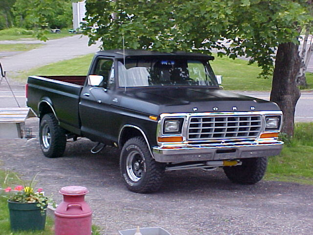 1979 Ford F-150, She is almost done!!, exterior