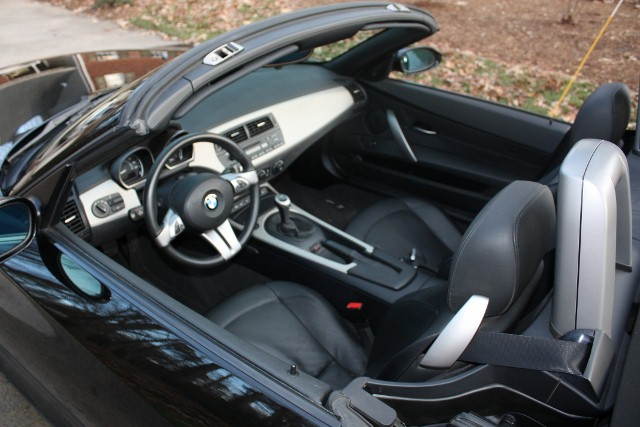 Auto Design 2011 2005 Bmw Z4 Interior Photos And