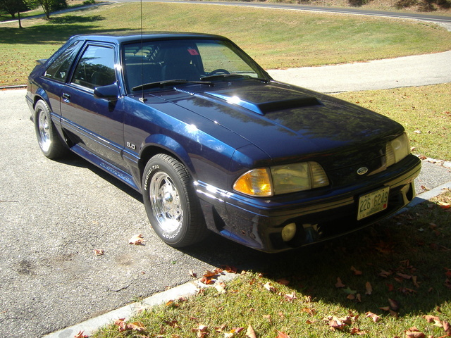 Picture of 1988 Ford Mustang GT, exterior, gallery_worthy