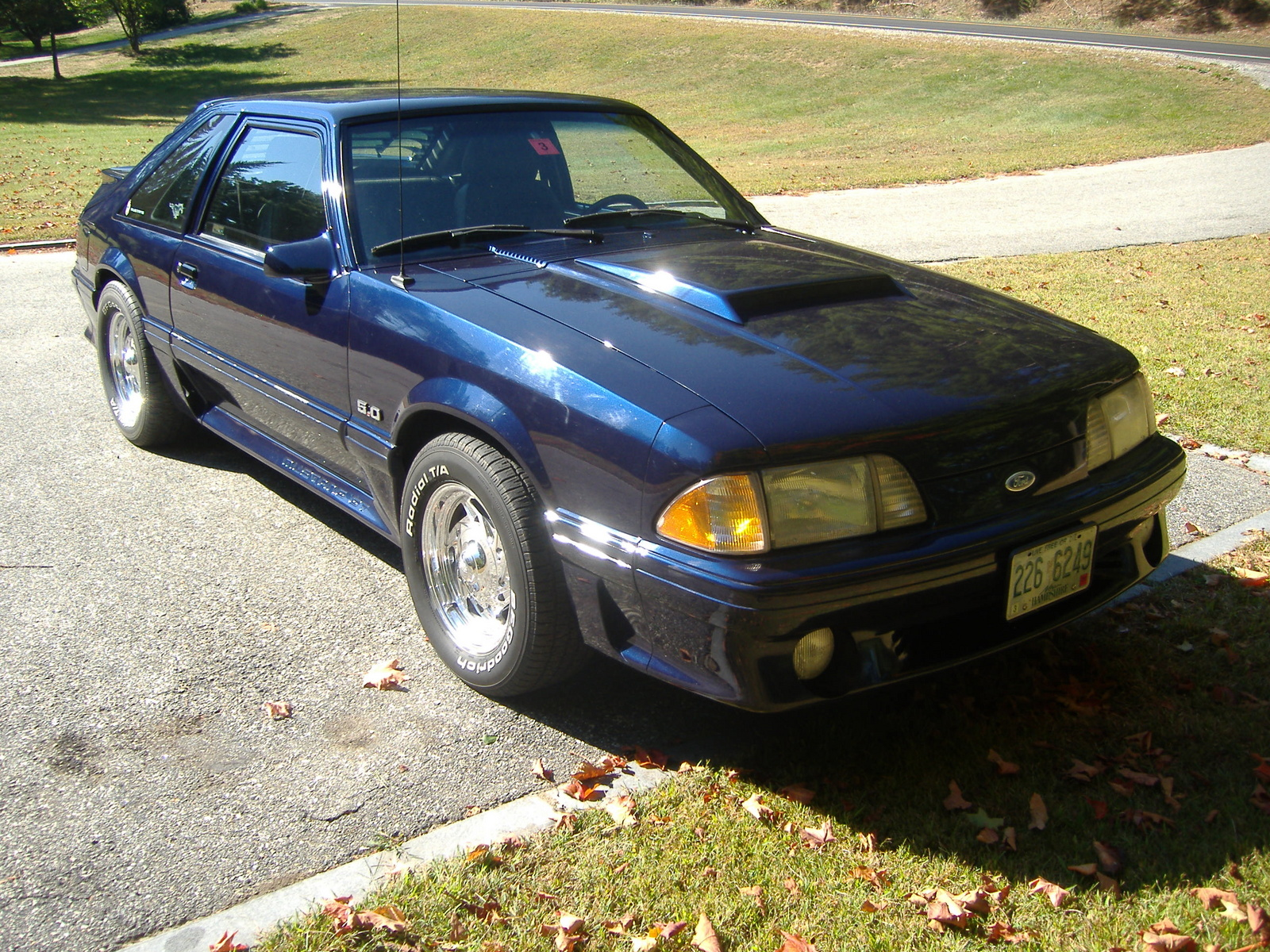 1988 Ford Mustang GT picture, exterior