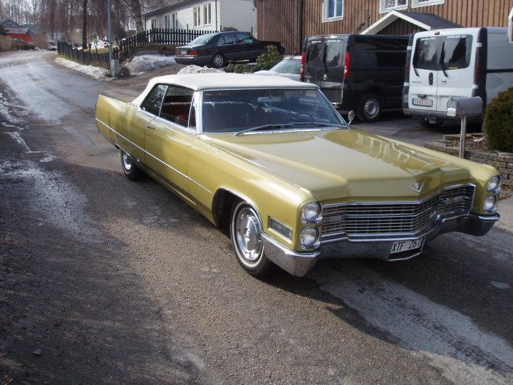 Picture of 1966 Cadillac Eldorado, exterior
