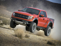 Picture of 2011 Ford F-150 SVT Raptor SuperCab 4WD, exterior, gallery_worthy