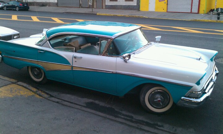 1957 58 Ford Retractable Convertible Hardtops For Sale In
