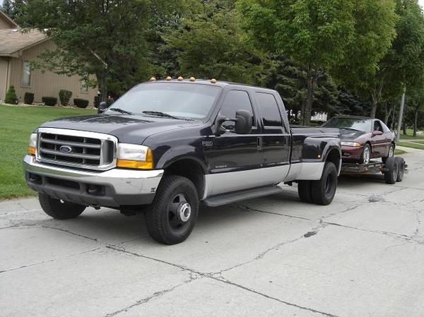 2000 ford f 350 super duty pictures cargurus. Black Bedroom Furniture Sets. Home Design Ideas