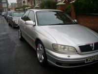 2000 Vauxhall Omega, 57, exterior, gallery_worthy