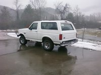 Picture of 1996 Ford Bronco XL 4WD, exterior, gallery_worthy