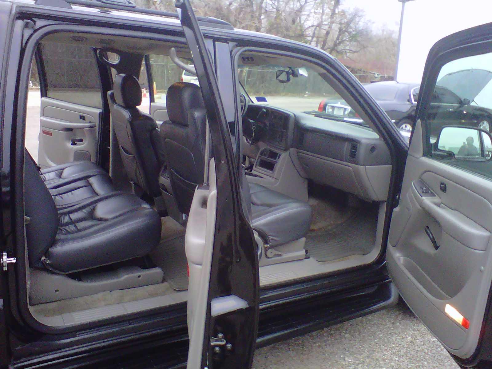 2006 Chevrolet Suburban Interior Pictures Cargurus