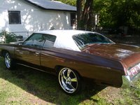 1973 Chevrolet Impala, my project psalms 27:1 God is my Strong Tower..., exterior