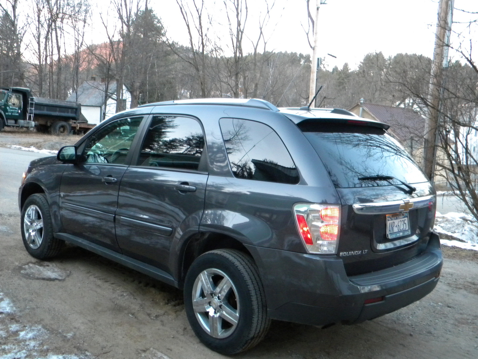 2008 chevrolet equinox lt2 picture exterior. Cars Review. Best American Auto & Cars Review