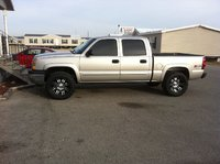 Picture of 2005 Chevrolet Silverado 1500 LT Crew Cab Short Bed 4WD, exterior, gallery_worthy