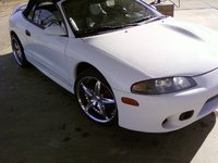 Picture of 1999 Mitsubishi Eclipse Spyder 2 Dr GS Convertible, exterior, gallery_worthy