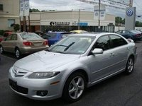 2006 Mazda MAZDA6 i Sport 4dr Hatchback, agressive looking stance, gallery_worthy