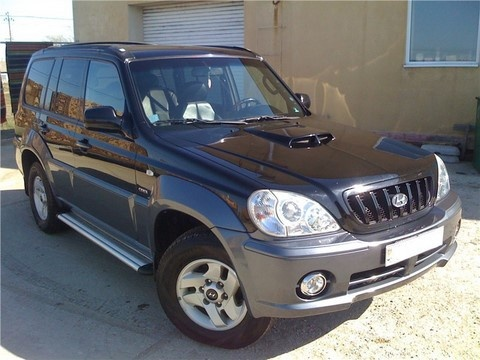 Picture of 2003 Hyundai Terracan, exterior