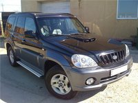 2003 Hyundai Terracan Overview