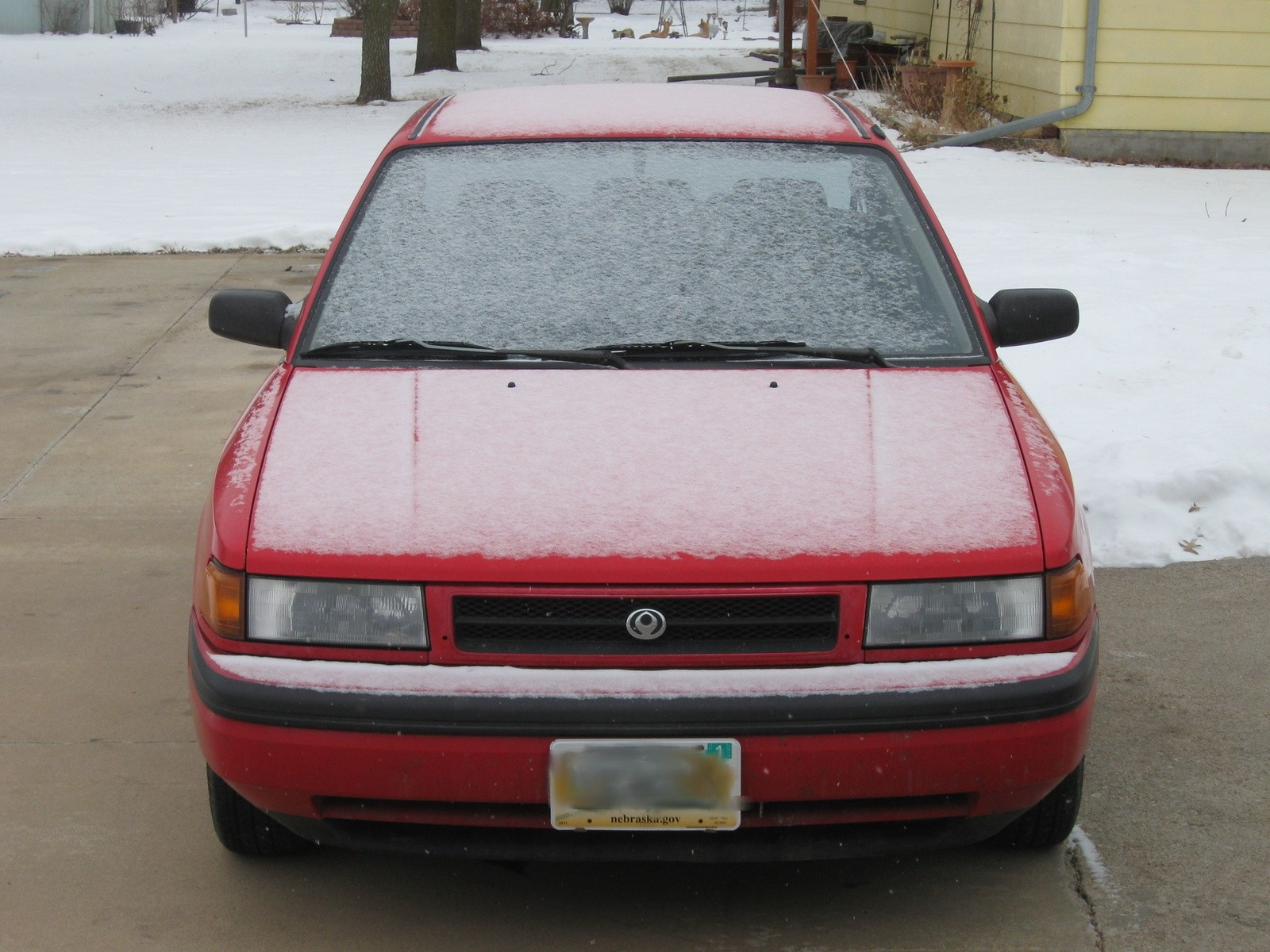 Mazda protege 1993